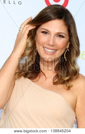 LOS ANGELES - JUL 16:  Daisy Fuentes at the HollyRod Presents 18th Annual DesignCare at the Sugar Ray Leonard's Estate on July 16, 2016 in Pacific Palisades, CA