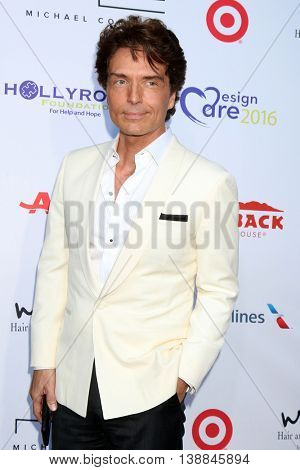 LOS ANGELES - JUL 16:  Richard Marx at the HollyRod Presents 18th Annual DesignCare at the Sugar Ray Leonard's Estate on July 16, 2016 in Pacific Palisades, CA