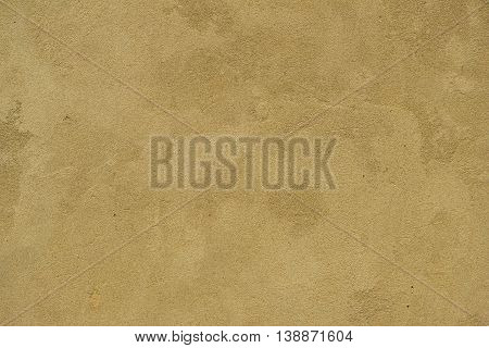 Plaster, plaster texture, plaster background. Old brick wall with plaster, photo texture, seamless background, brown, construction