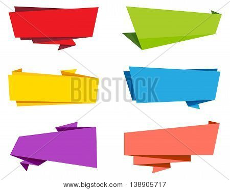 Vector file representing Vector Label Ribbon Banner design collection.