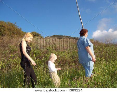Family Walk -2