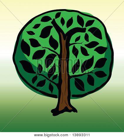 Unique Eco Tree