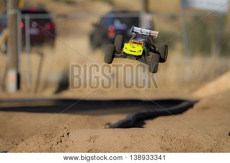 Huge Jump From A Trugy