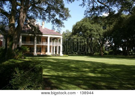 Southern Louisiana Plantation