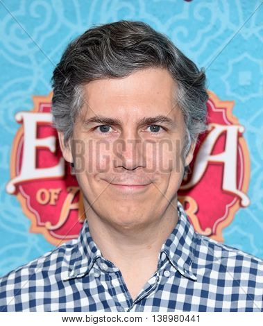 "LOS ANGELES - JUL 16:  Chris Parnell arrives to the Disney Channel's ""Elena of Avalor"" Los Angeles Premiere on July 16, 2016 in Beverly Hills, CA"