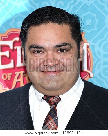 """LOS ANGELES - JUL 16:  Joseph Nunez arrives to the Disney Channel's """"Elena of Avalor"""" Los Angeles Premiere on July 16, 2016 in Beverly Hills, CA"""
