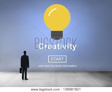 Creativity Ideas Inspiration Innovation Solution Technology Concept