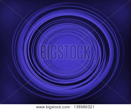 background of blue swirling light texture .