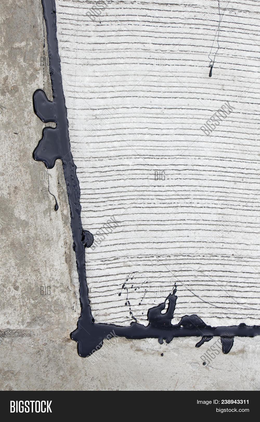 Asphalt Crack Filler, Image & Photo (Free Trial) | Bigstock
