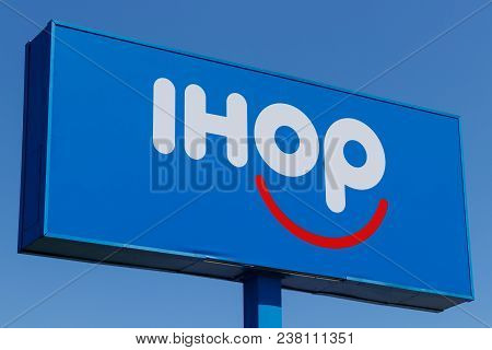 Anderson - Circa April 2018: International House Of Pancakes. Ihop Is A Restaurant Chain Offering A