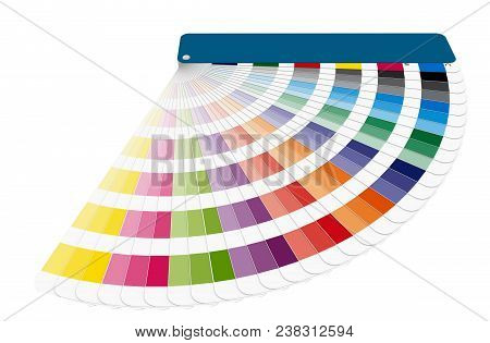 Color Chart Use Image Photo Free Trial Bigstock