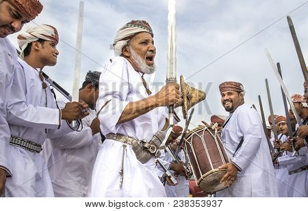 Traditional Omani Singing