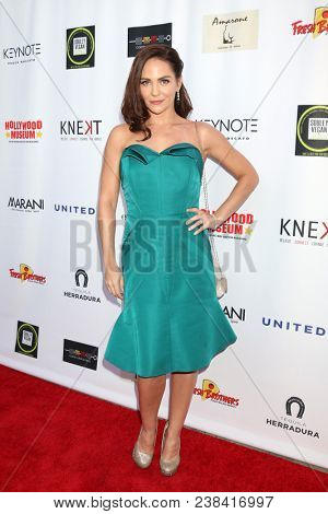LOS ANGELES - APR 25:  Jade Harlow at the NATAS Daytime Emmy Nominees Reception at Hollywood Museum on April 25, 2018 in Los Angeles, CA
