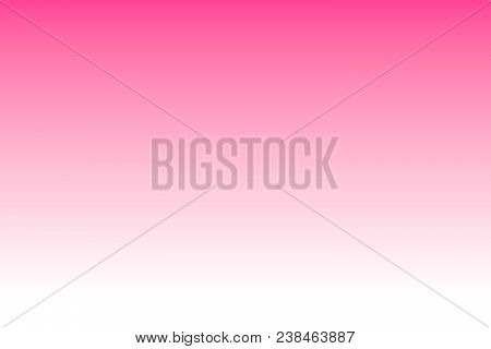 Abstract Blur Light Gradient Pink Soft Pastel Color Wallpaper Background. Gradient Background Vector