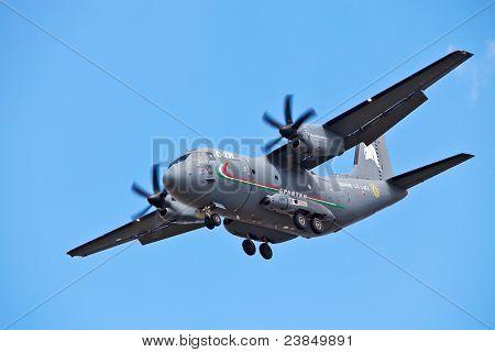 Military transport - SPARTAN