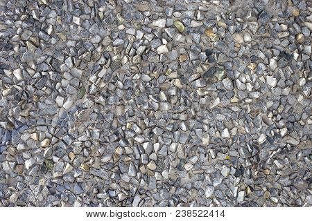 Stone Background, Stones. Stones Pattern. Crushed Stones Texture. Stones Construction Rocks. Backgro