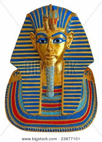 Ancient Golden Mask