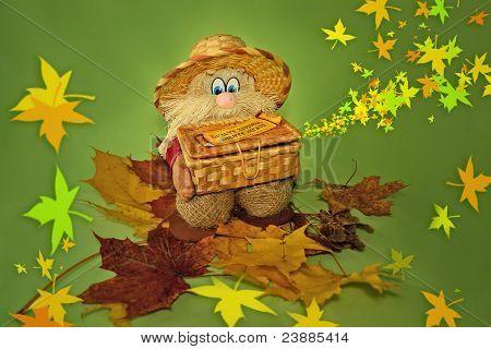 Brownie autumn