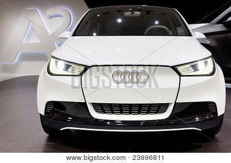 Audi A2 Concept Car