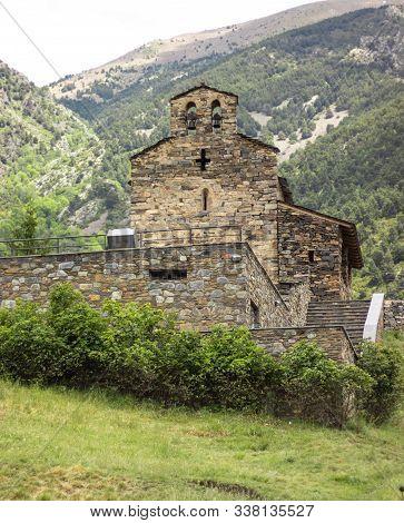 Església De Sant Serni De Nagol Is A Church Located In Sant Julià De Lòria, Andorra. It Is Known For
