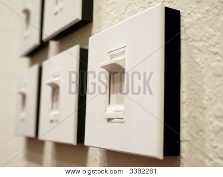 Series Of Dimmer Switches