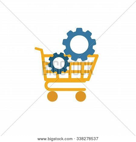 E-commerce Optimization Icon. Simple Element From Seo Icons Collection. Creative E-commerce Optimiza