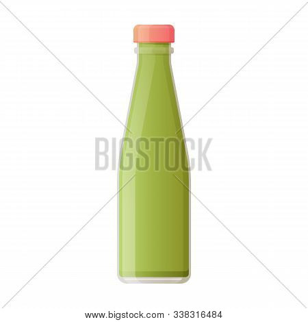 Wasabi Vector Icon.realistic Vector Icon Isolated On White Background Wasabi .