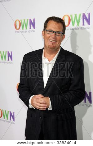 LOS ANGELES - JAN 6:  Peter Walsh arrives at the Oprah Winfrey Network Winter 2011 TCA Party at The Langham Huntington Hotel on January 6, 2011 in Pasadena, CA.