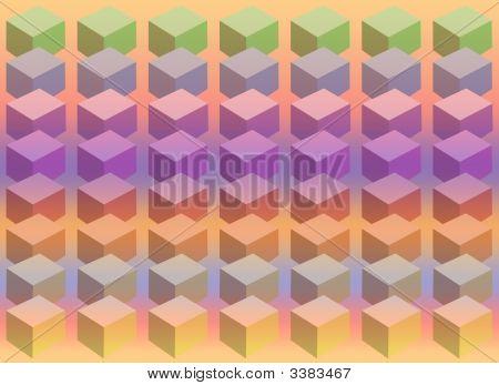 Cube Pastel