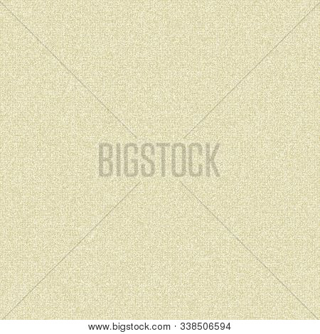 Seamless Texture Of Thick Jute Cloth. Abstract Canvas.