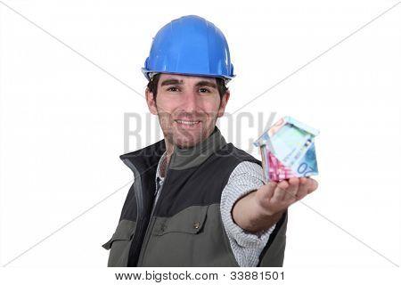 Construction costs money
