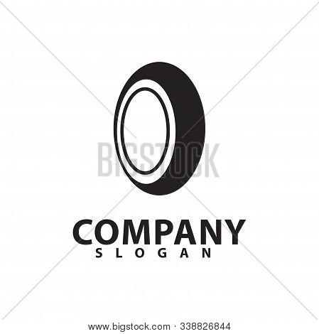 Tyre Company And Tyre Shop Vector Logo Design