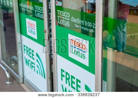 Tesco Lotus In Thailand From Tesco England Biggest Supermarket Chain, There Are Rumors News That The