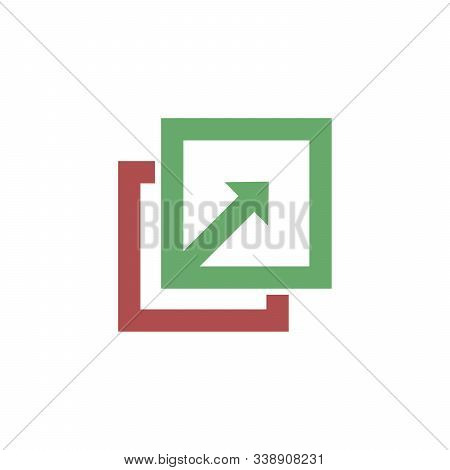 Import File Or Import Document Download Line Art Vector Icon For Apps And Websites