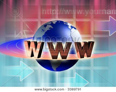 인터넷 세계