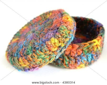 Crocheted Gift Box
