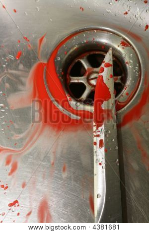 Blood And Knife