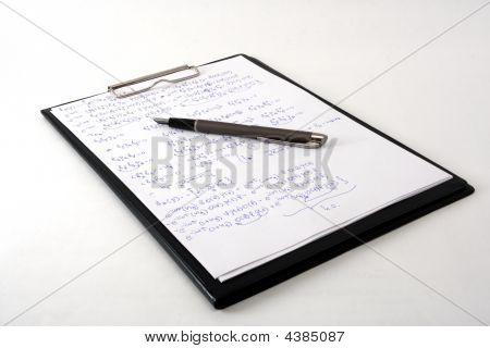 Scientific Clipboard