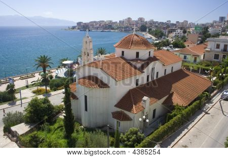 Church In Sarande