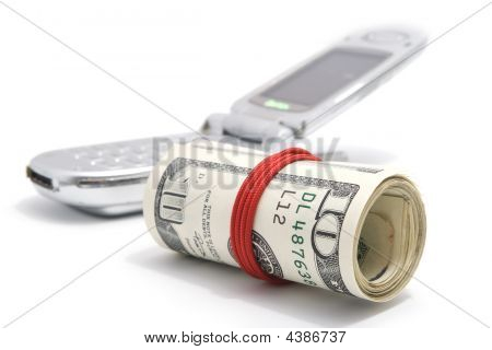 Dollars And Phone