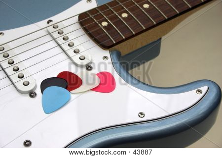 Guitar Dtail No.2