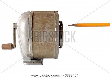 Photo of Sharpening