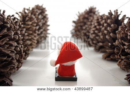 Photo of Go Santa!