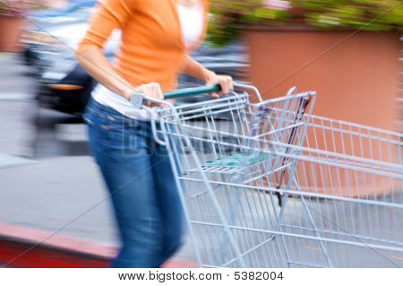 Supermarket Shopper