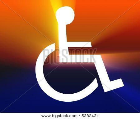 Handicap Symbol