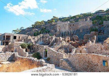 Abandoned Leper Colony