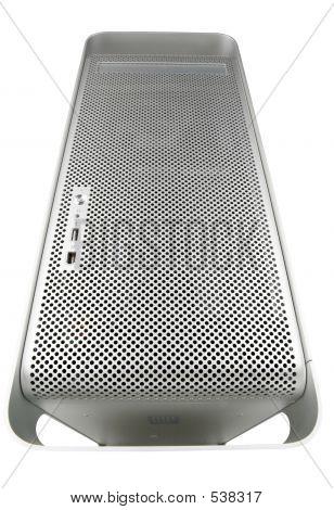 Silver Big Computer