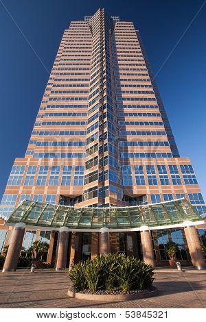 Fox Plaza, Famous Skyscraper
