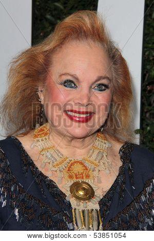 LOS ANGELES - NOV 11:  Carol Connors at the