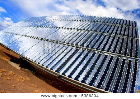 Large Solar Panel
